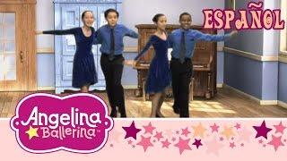 Angelina Ballerina - Estrellas Brillantes Clip Compilación (10 Minutos)