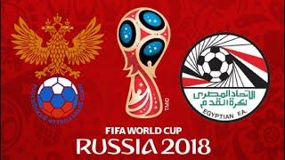 FIFA 18 - RUSSIA VS EGYPT WORLD CUP 2018