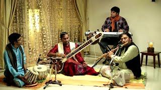 Classical+Instrumental+%28Fusion%29+-+Raag+Madhuvanti+-+Ateetam+-+Tabla%7CSitar%7CFlute%7CKeyboard