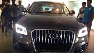 Sivakarthikeyan bought Audi car