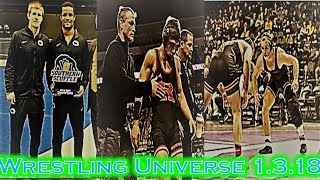 Penn State makes it 7 out of 8; Nick Suriano expresses gratitude; Iowa crowns 5- Wrestling Universe