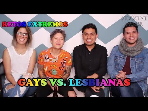 Xxx Mp4 GAYS VS LESBIANAS Ft PepeyTeo Y Lapalina 3gp Sex