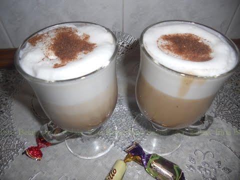 Как сделать вкусное кофе из молока