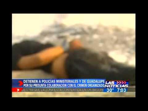 Regresan Cuerpo De Jose Luis Cerda Melendez La Gata y Dejado En Avenida Constitucion