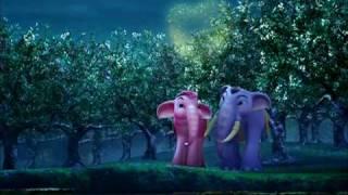 Jumbo Gajah Biru Opening Song featuring Mila Jirin and Akim (in Dolby Digital stereo)