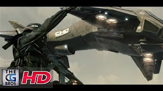 A Futuristic CGI VFX Short Film : Award Winning