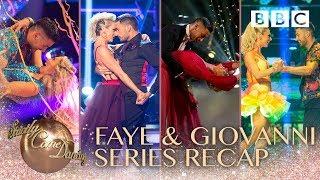 Faye Tozer & Giovanni Pernice's Journey to the Final - BBC Strictly 2018