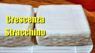 How to Make Crescenza Stracchino