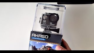 AKASO EK7000 Ultra HD 4K WIFI Sports Action Camera