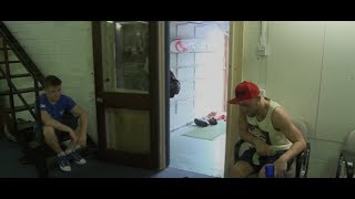 Unseen footage: Conor McGregor tells a young James Gallagher success will come