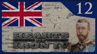 Hearts of Iron IV - The Great War #12 Ahistorical British