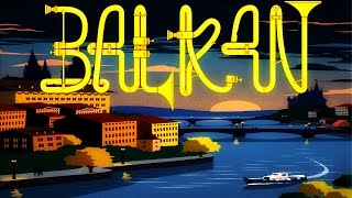 ELECTRO BALKAN - Compilation