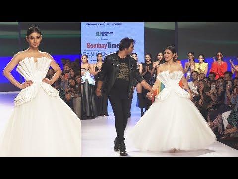 Xxx Mp4 Mouni Roy WALKS THE RAMP At Bombay Times Fashion Week For Swapnil Shinde 3gp Sex