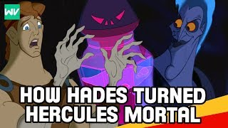 Disney Theory: How Hades Turned Hercules Mortal (Pink Potion Explained): Discovering Disney