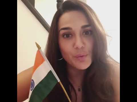 Xxx Mp4 Preity Zinta Independence Day Special Video Happy Independence Day For All Of You🇮🇳🇮🇳🇮🇳🇮🇳 3gp Sex