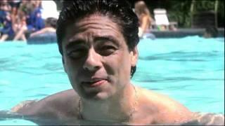 Benicio Del Toro's Oscar Winning Acting in Traffic (Good quality)