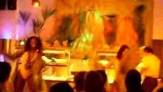 brazilian dancers at brazilian steakhouse in berlin