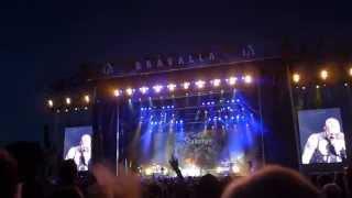 SABATON -  FULL CONCERT - BRÅVALLA 2015 - SWEDEN - LIVE