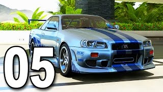 Forza 6 - Part 5 - FAST AND FURIOUS NISSAN SKYLINE GTR R34! (Let's Play / Walkthrough / Gameplay)