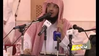 قصة المرأة التي ماتت خلايا مخها وأحياها الله بأيات قرأنيه ~ عبدالمحسن الاحمد