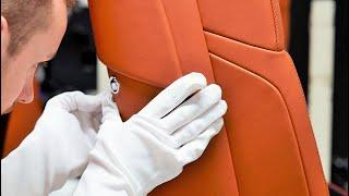 Rolls-Royce Production (Leathershop)