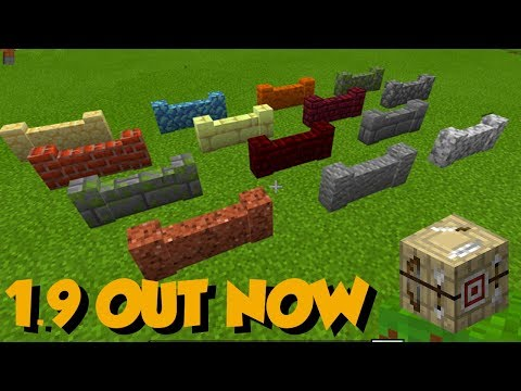 Xxx Mp4 Minecraft 1 9 BUILDERS UPDATE Out Now ALL New Features 3gp Sex