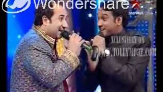Rahat with Master Saleem - An incredible performance