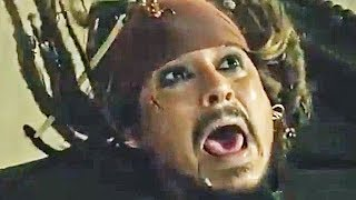 Pirates of the Caribbean 5 - Bloopers & Outtakes (2017)
