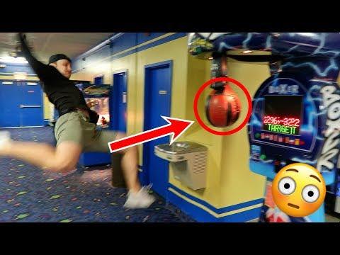 Won The Arcade Punch Bag Jackpot WORLD RECORD