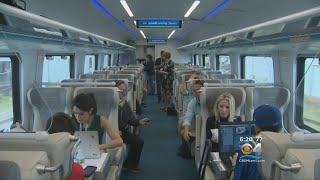 Brightline Train Makes Ft. Lauderdale, West Palm Beach Inaugural Run