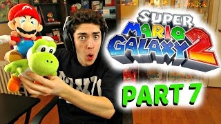 FLY WITH ME!!! (Super Mario Galaxy 2 - part 7)