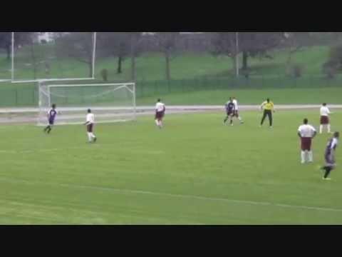 Ian Andres Junior Year 2013 Soccer Highlight Video BFA