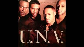 U.N.V. (Universal Nubian Voices )  / So In Love With You