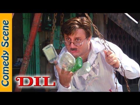 Xxx Mp4 Dil Movie Comedy Scene Aamir Khan Madhuri Dixit Anupam Kher Shemaroo Bollywood Comedy 3gp Sex