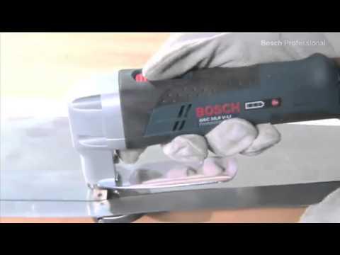 BOSCH GSC 10,8 V-LI Lityum Akülü 10.8 Volt Sac Kesme Makinesi | EnsarShop.com
