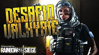 DESAFIO VALKYRIA! Mejores Jugadas! - DLC OPERACION HEALTH - RAINBOW SIX SIEGE Gameplay Español
