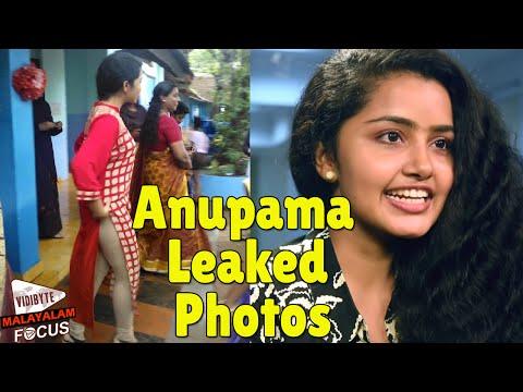 Anupama Parameshwaran Leaked Photos