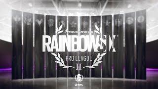 世界大会配信!Rainbow 6 Pro League Finals, Season 3 2017 Day2 日本語チャット