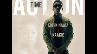 Kofi Kinaata - Action ft. Kaakie (Audio Slide)