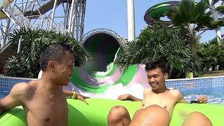 Scary Twist Water Slide at Go! Wet Waterpark