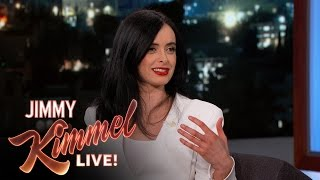 Krysten Ritter Explains Jessica Jones