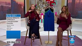 HSN   Wendy Williams Favorite Gifts 12.02.2017 - 03 PM