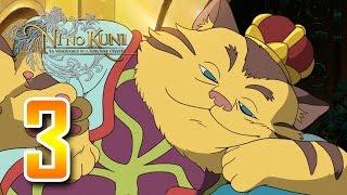 Ni No Kuni (3) RADJA KUTJING Segede BAGONG!! :O