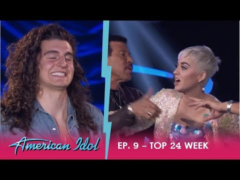 Xxx Mp4 Cade Foehner KATY PERRY LOSES IT OVER SEXY HOT ROCKERS Performance American Idol 2018 3gp Sex