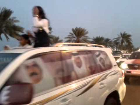 National day on 18 dec 2013 at Qatar