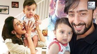 Shaheer Sheikh & Erica Fernandes Play With Their Baby | Kuch Rang Pyar Ke Aise Bhi
