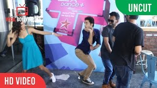 UNCUT - Dance + Season 2 Launch   Remo D'Souza, Dharmesh, Raghav, Shakti Mohan & Punit   Starplus