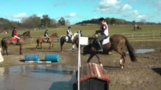 Lucinda Green – Introducing your horse to water