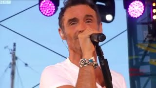 Wet Wet Wet live in concert - BBC at The Quay (Commonwealth Games gig)