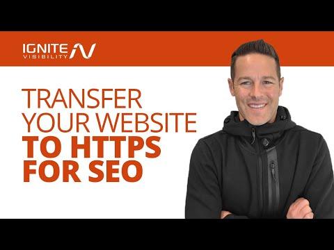 Transfer Website to HTTPS for SEO, John Lincoln Explains How to Do it Right